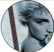 "TRUE BLUE - UK 12"" PICTURE DISC (W8550TP)  (1)"